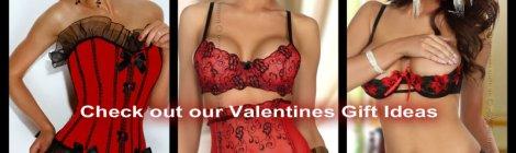 Valentines Gift Ideas | Tiffany Jades Lingerie