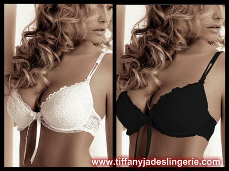 Black or white bra?